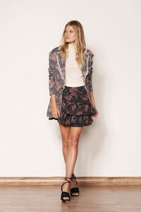 Stevie May Ornate Mini Skirt - Stevie May, The East Order, Talulah, Pasduchas, Everly Collective