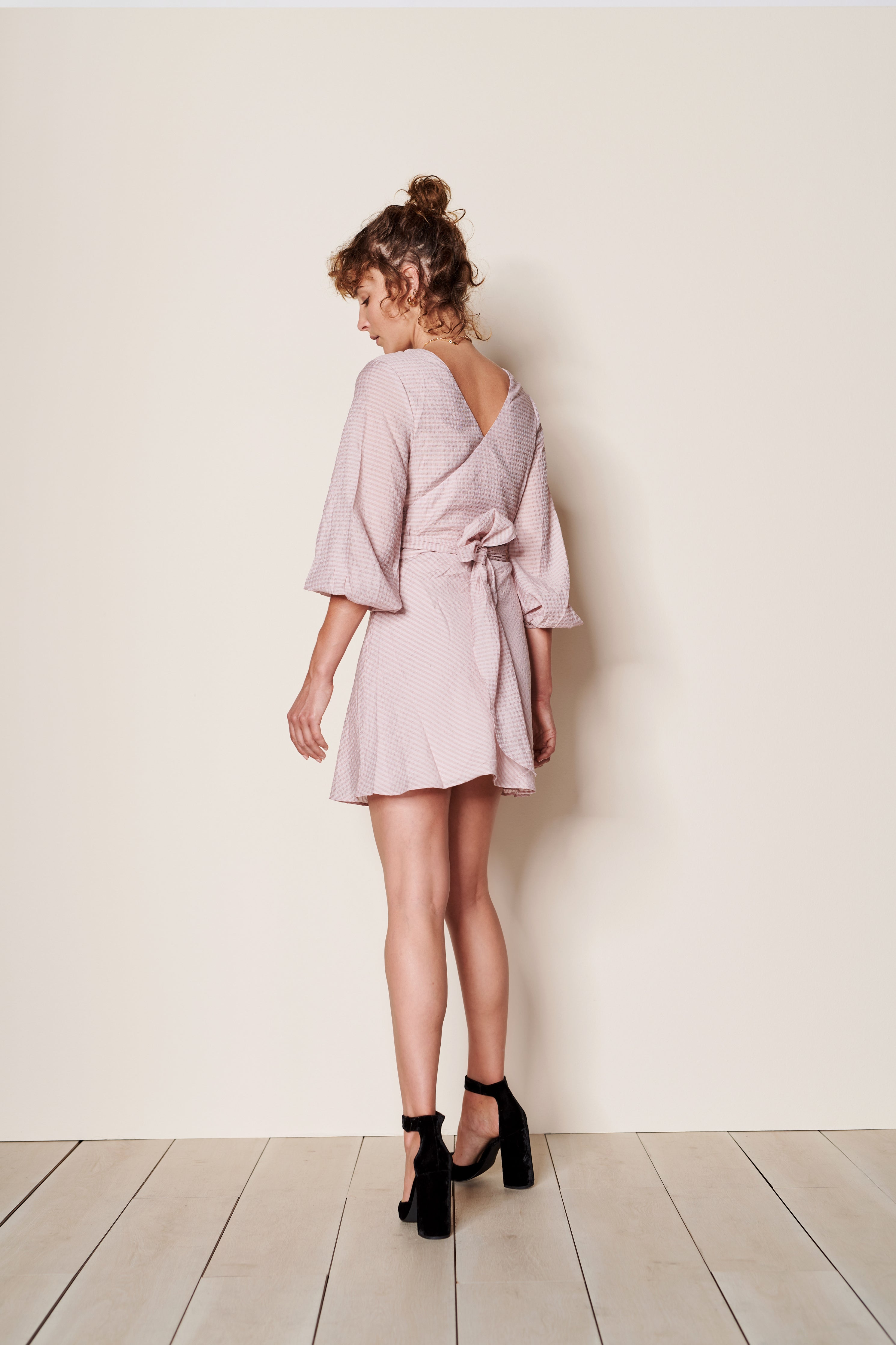 The East Order Penelope Wrap Dress - Stevie May, The East Order, Talulah, Pasduchas, Everly Collective