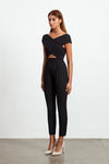 Elliatt Sorrento Jumpsuit - Black - Stevie May, The East Order, Talulah, Pasduchas, Everly Collective