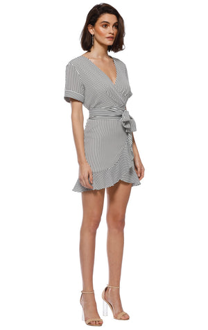 Pasduchas Venitian Wrap Dress - Stevie May, The East Order, Talulah, Pasduchas, Everly Collective