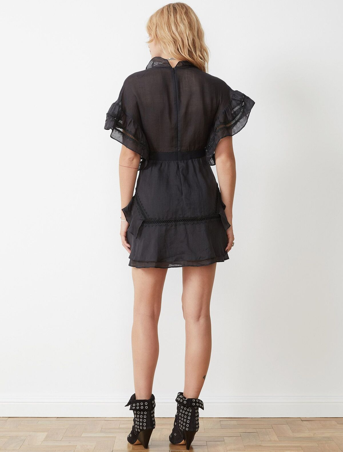 Stevie May Fleur Mini Dress - Stevie May, The East Order, Talulah, Pasduchas, Everly Collective