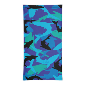 Shark Camo Sunshield