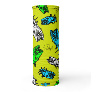 Chartreuse Barracuda Sunshield