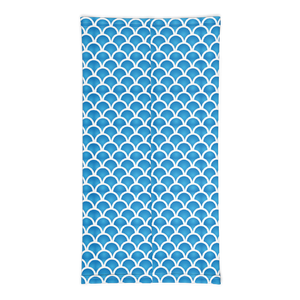 Light Blue Mermaid Sunshield