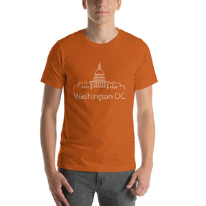 DC Short-Sleeve Unisex T-Shirt