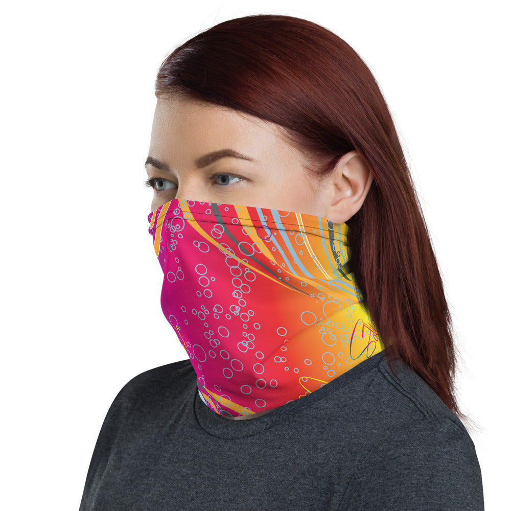 Rhiannon Vintage Surfboard Face Mask - Saltgirl Clothing - Women's Saltwater Fishing Apparel and Swimwear