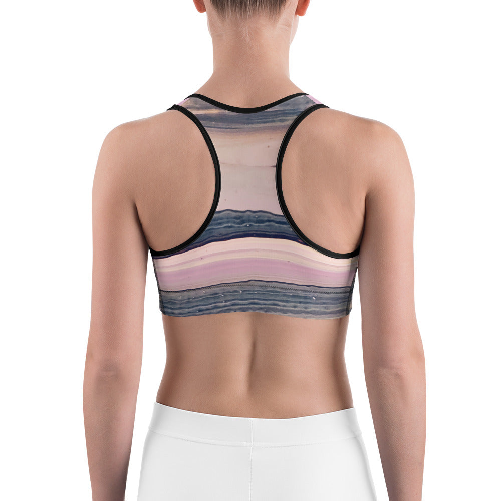 Sands of Time Sports Bra