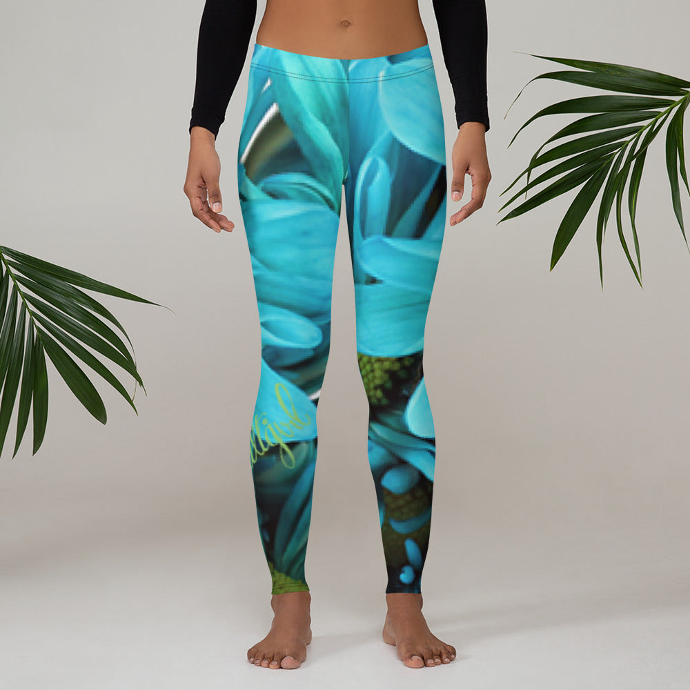 Celeste Daisy Leggings