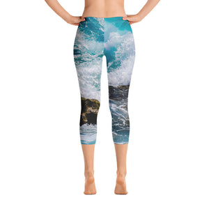 Sounds of the Sea Capris