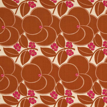 Heart Bloom in Nutmeg by Amy Butler