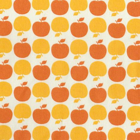 Precuts: Apple Dot in Yellow by Michael Miller