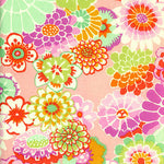 Asian Circles in Pink by Kaffe Fassett
