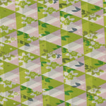 Kaleidoscope in Citron by Melody Miller for Cotton and Steel