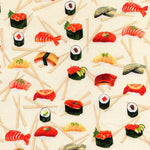 Sushi by Robert Kaufman