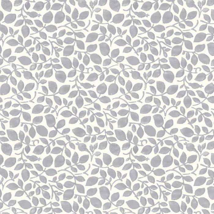 Cumbrian Vine in Grey by Liberty Fabric