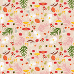 Forage in Pink by Blend Fabrics