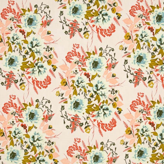 Forest Floor Wild Posy Fabric by Bonnie Christine for Art Gallery Fabrics