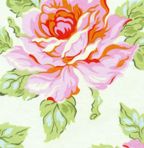 Hello Roses in Cream by Heather Bailey
