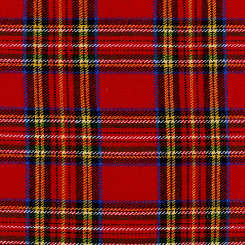 Primo Plaid FLANNEL in Classic Red by Marcus Fabrics