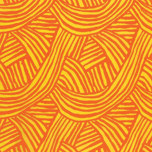 Raked in Pumpkin by Kaffe Fassett