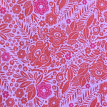 Lace fabric in Marmalade by Anna Maria Horner, 100% cotton quilting fabric  available at Studio Fabric Shop, a Canadian online fabric store