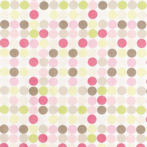 Precuts: Mod Dot in Nude by Alexander Henry