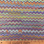Zigzag in Moody by Brandon Mably for the Kaffe Fassett Collective