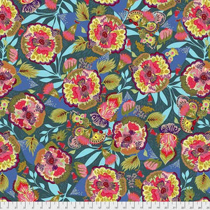 Shannon Newlin's Vibrant Blooms Collection available at Canadian online fabric shop studiofabricshop.com