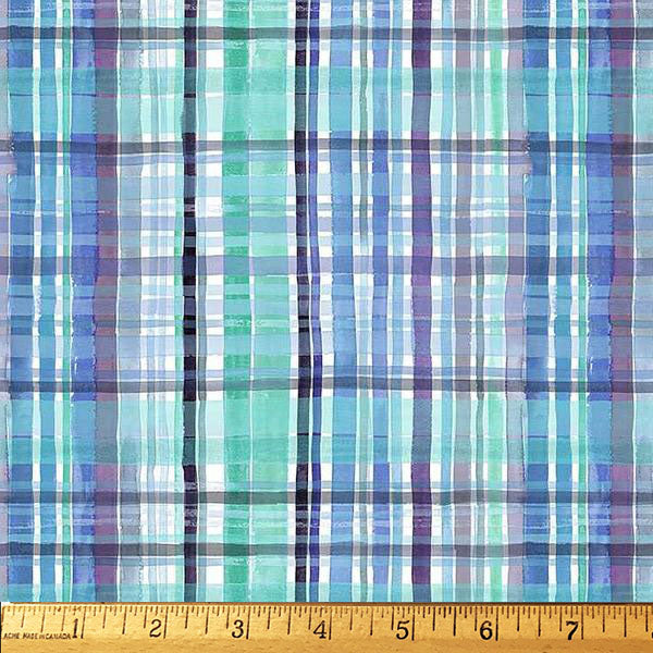 Tartan Wash by August Wren for Dear Stella