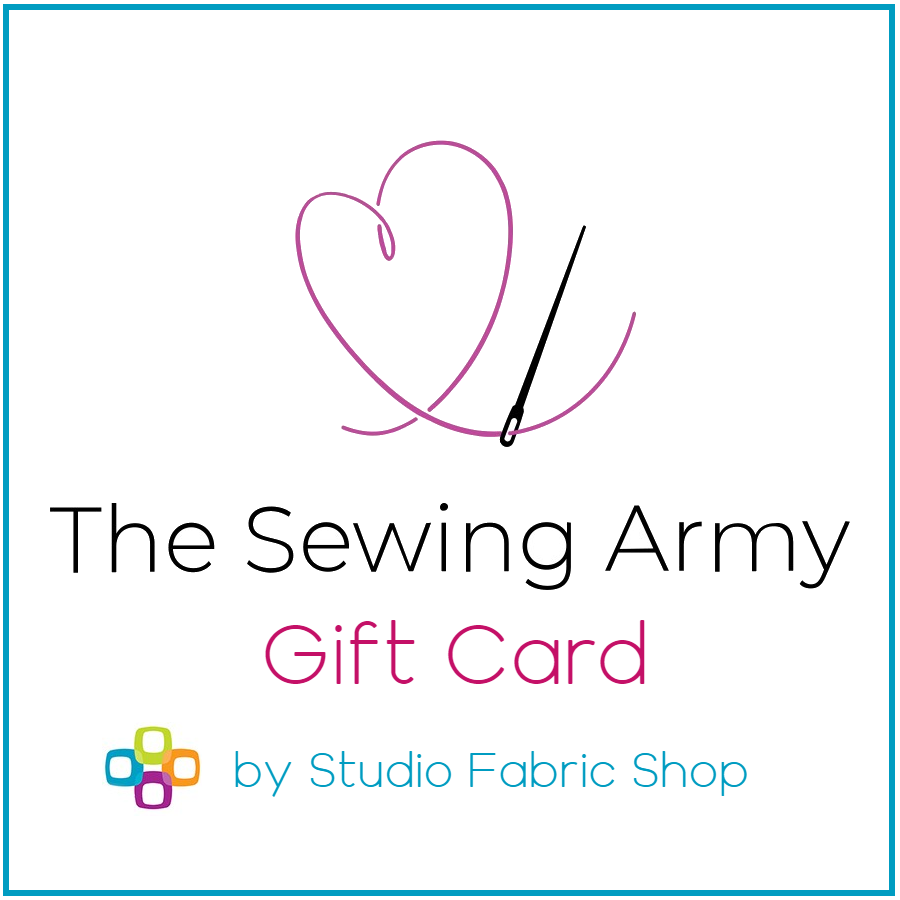 Sewing Army Gift Card