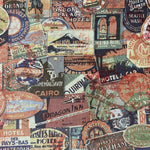 Travel Labels by Tim Holtz for Free Spirit