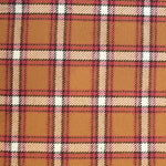 Primo Plaid FLANNEL in Camel by Marcus Fabrics