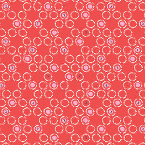Circles in Lipstick by Dashwood Studio