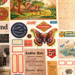 Precuts: Flea Market Mix Ephemera by Cathe Holden