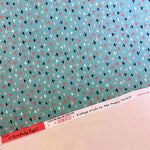 Tacks in Blue by Kimberly Kight for Cotton + Steel