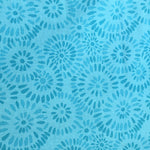 Jenaveve LINEN Pebbles in Teal by Valori Wells