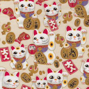 Lucky Cats by Kona Bay
