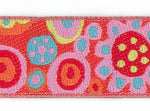Orange Paperweight Ribbon by Kaffe Fassett (22mm)