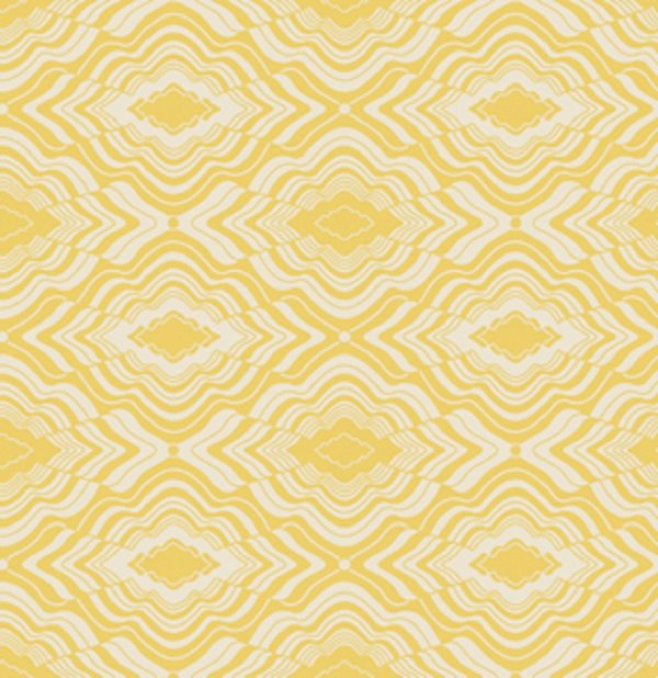 Pillow Fort in Yellow by Jenean Morrison