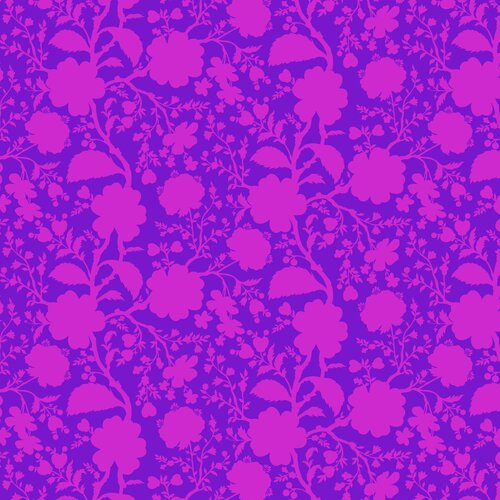 Tula Pink Wildflower Fabric from the True Colors Collection available in Canada at studiofabricshop.com