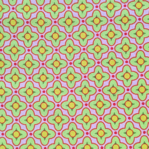 Tiled Primrose in Pink by Heather Bailey