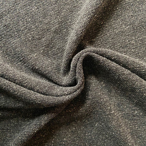 Weekend Knit in Heathered Dark Grey by Telio