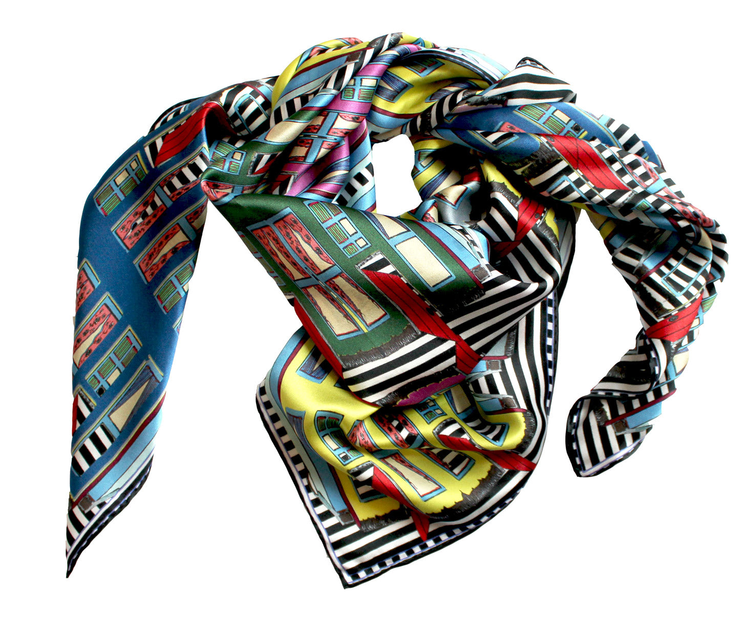 cottages-striped-silk-scarf-ritawhite