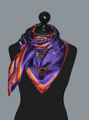 purple-spider-silkscarf-irish-designer-ritawhite