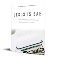 Jesus is Bae (Print)