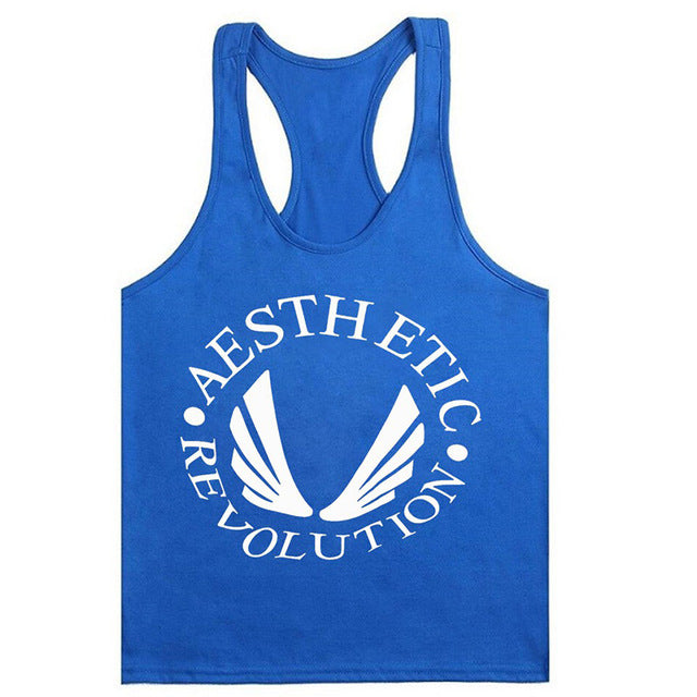 Aesthetic Stringer Tank Top