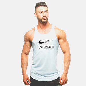 Just Break It Stringer Tank Top