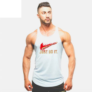 Bodybuilding Tank Top Men Stringer