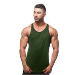 Gym Plain Stringer