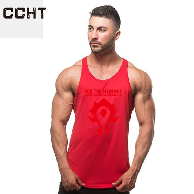 For The Hodge Stringer Tank Top